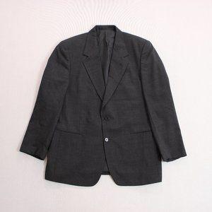 Vtg Stefano Ricci 100% Wool Blazer Sport Coat
